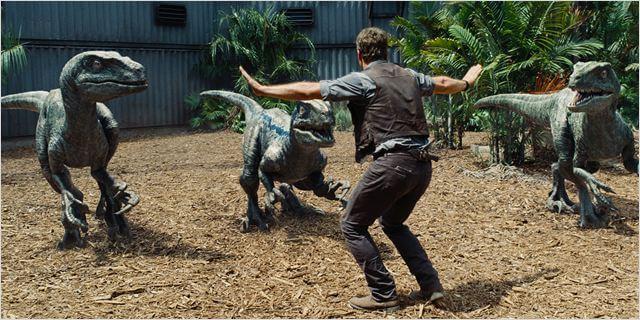 Jurassic World film eleştirisi