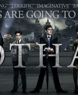 gotham serie wallpaper