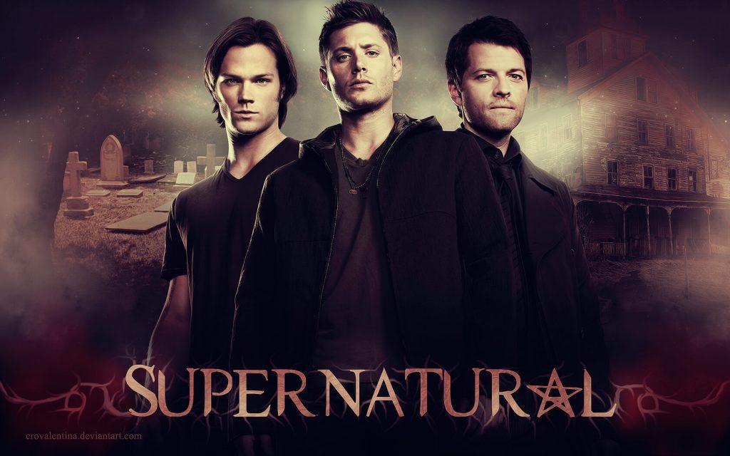 Supernatural dizi inceleme