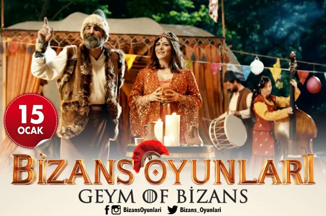 Bizans Oyunları: Geym of Bizans Ön İnceleme