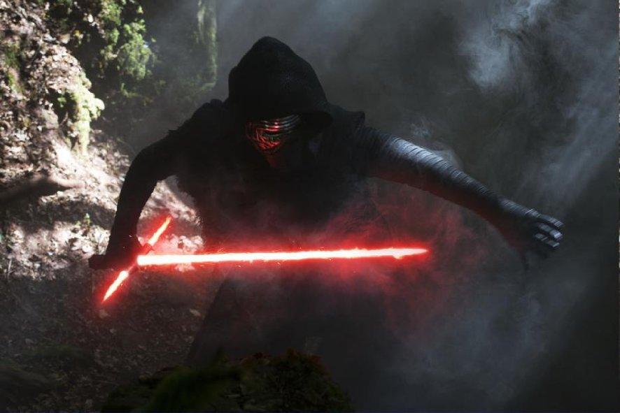 Yıldız Savaşları Güç Uyanıyor (3)