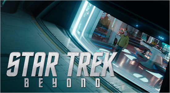 Star Trek Beyond 2016 film poster