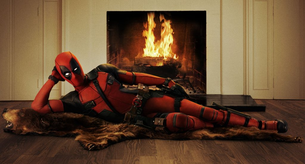 deadpool film poster 2016