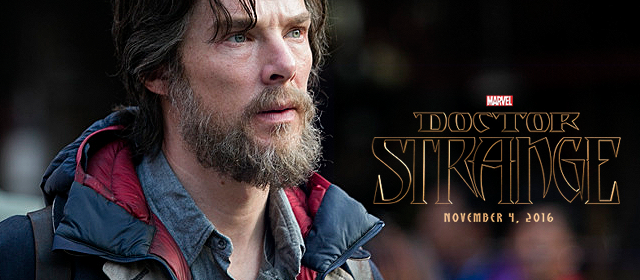 doctor strange film movie poster 2016