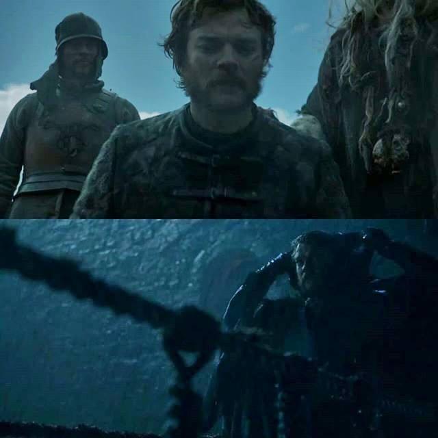 Sonunda Euron Greyjoy'u görebildik.
