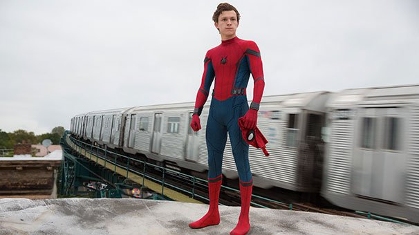 Spider-Man: Homecoming‬, ‪Örümcek Adam‬‬