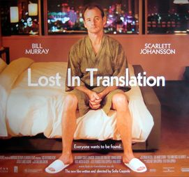 Sofia Coppola(Lost in Translation)